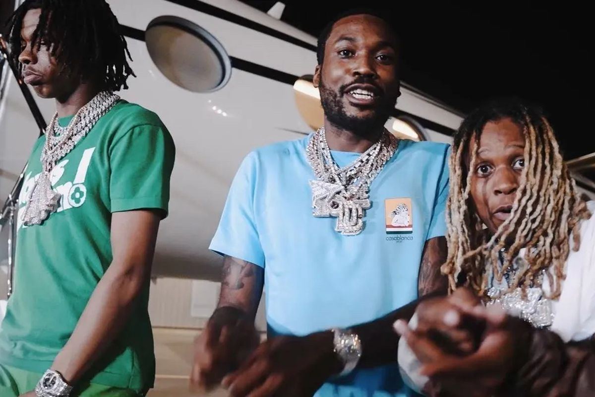 Lil Baby, Meek Mill, and Lil Durk