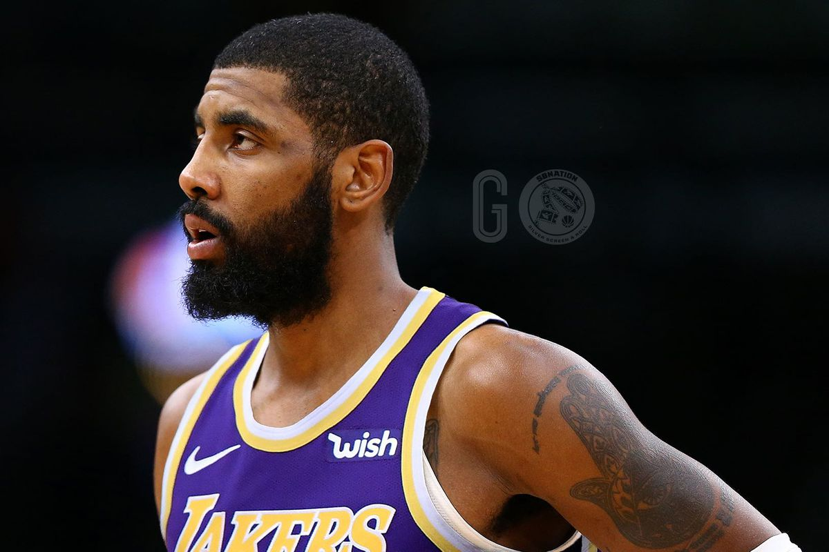 15850ac9e4b1 Lakers Free Agent Rumors  Kyrie Irving has  real  interest in ...