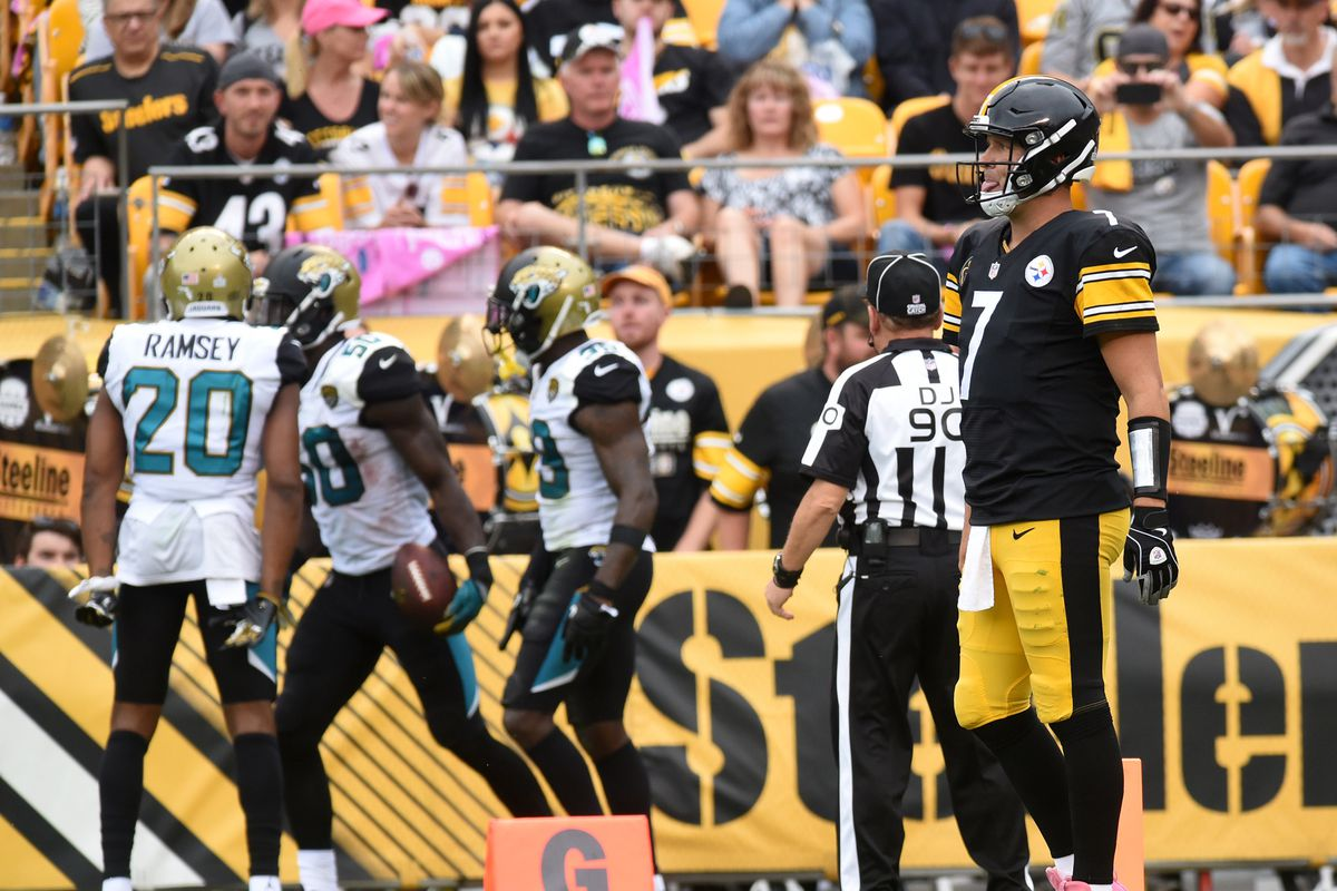 377b3e34326 Jaguars vs. Steelers  Jacksonville has been pain in Pittsburgh s ...