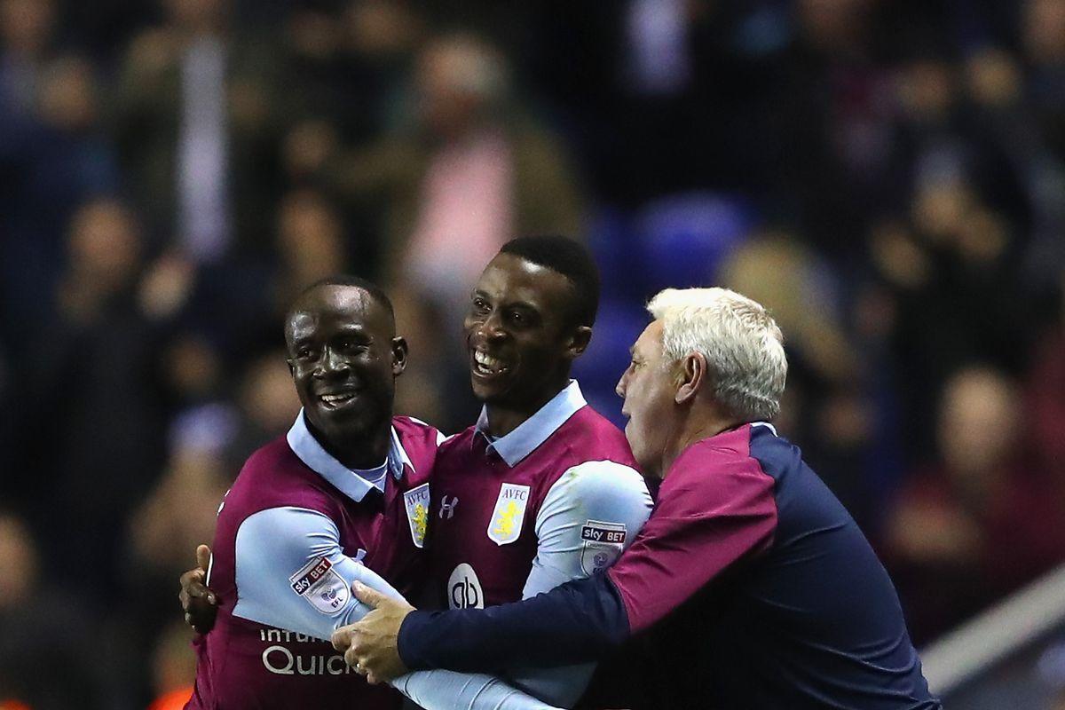 Reading v Aston Villa - Sky Bet Championship