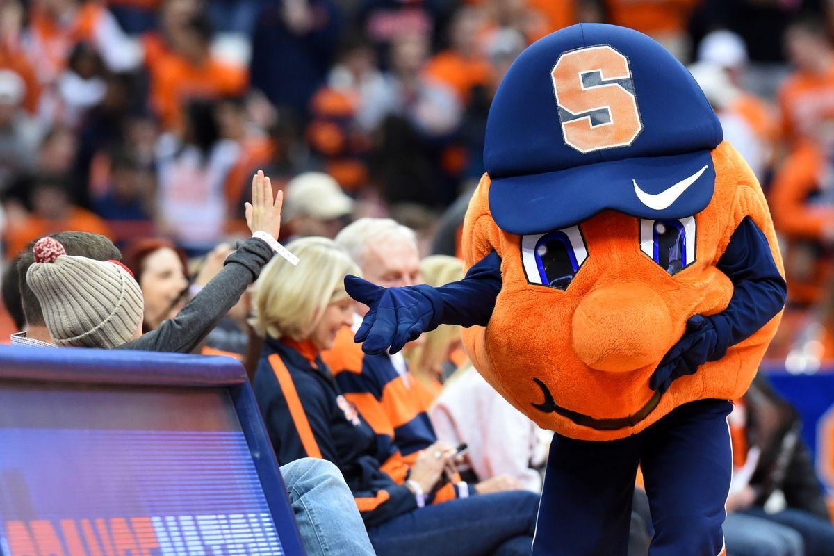NCAA Basketball: Lehigh at Syracuse