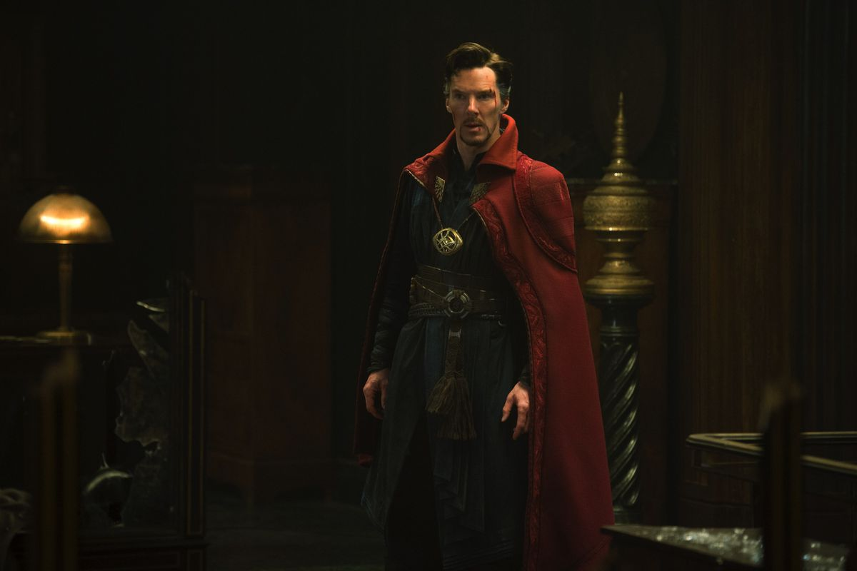 Doctor Strange promotional image