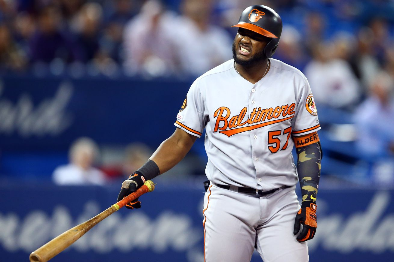Orioles follow losing formula, go down to Blue Jays, 3-2