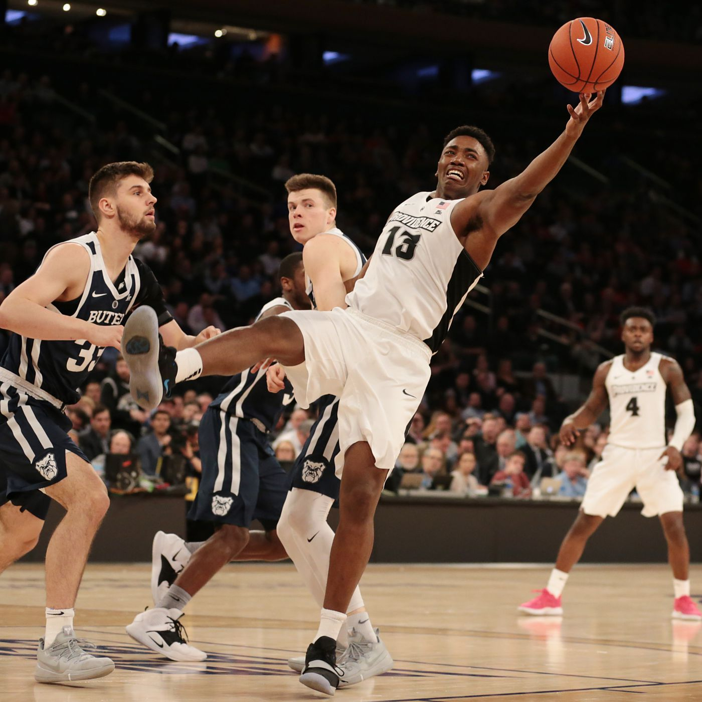 Providence Hosts Butler In Battle Of Big East Undefeateds