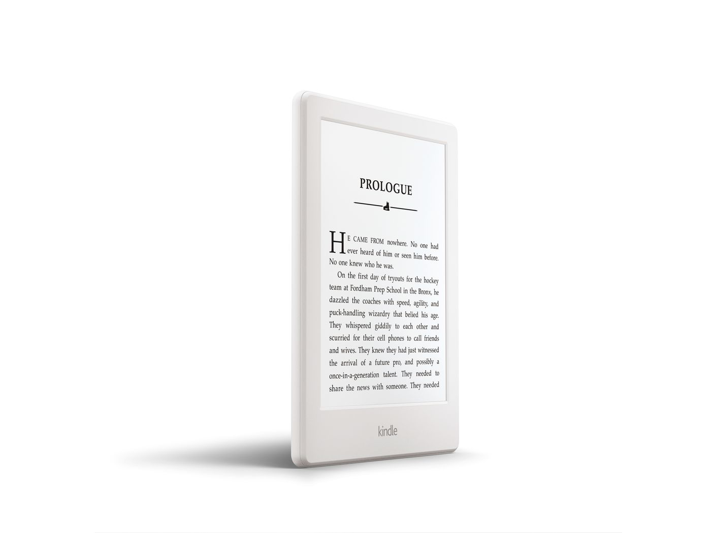 Amazon's redesigned Kindle is thinner, lighter, and comes in
