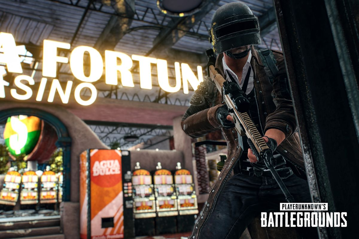PUBG's battle royale game is about to get a lot more intense