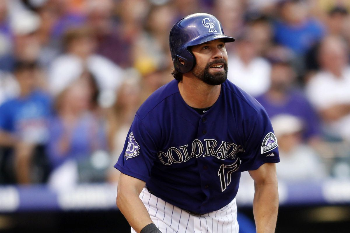 Todd helton announces retirement mlb daily dish for Todd helton
