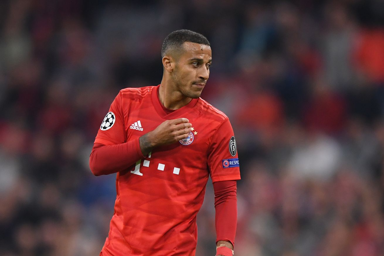 Match awards from Bayern?s 3:0 win over Red Star Belgrade