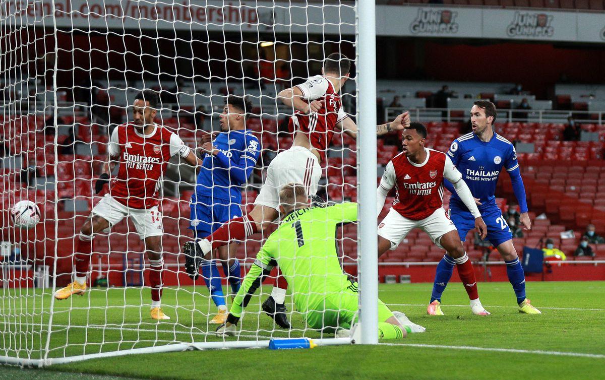 Arsenal v Leicester City - Premier League - Emirates Stadium
