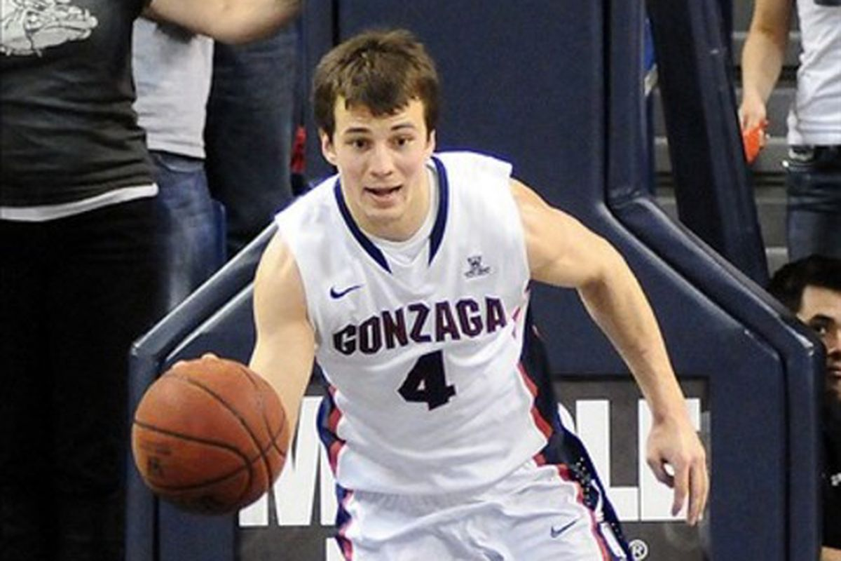 Kevin Pangos is among the best PGs in the NCAA heading into the season.