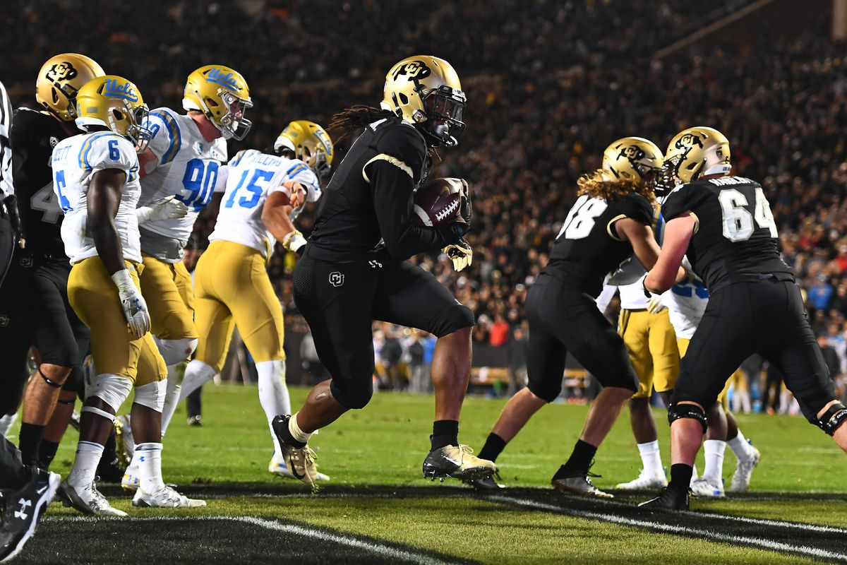 Colorado vs. UCLA: Game time, TV announced