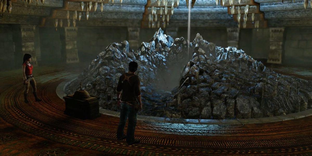 Path Of Light Treasure Locations Uncharted 2 Among Thieves