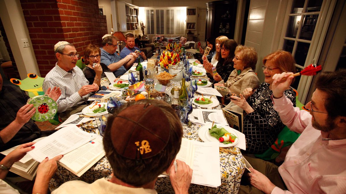 How The Outdated Nonsensical Passover Rules Taught Me