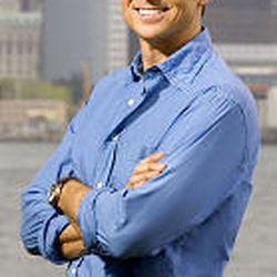 """Amazing Race"" host Phil Keoghan"