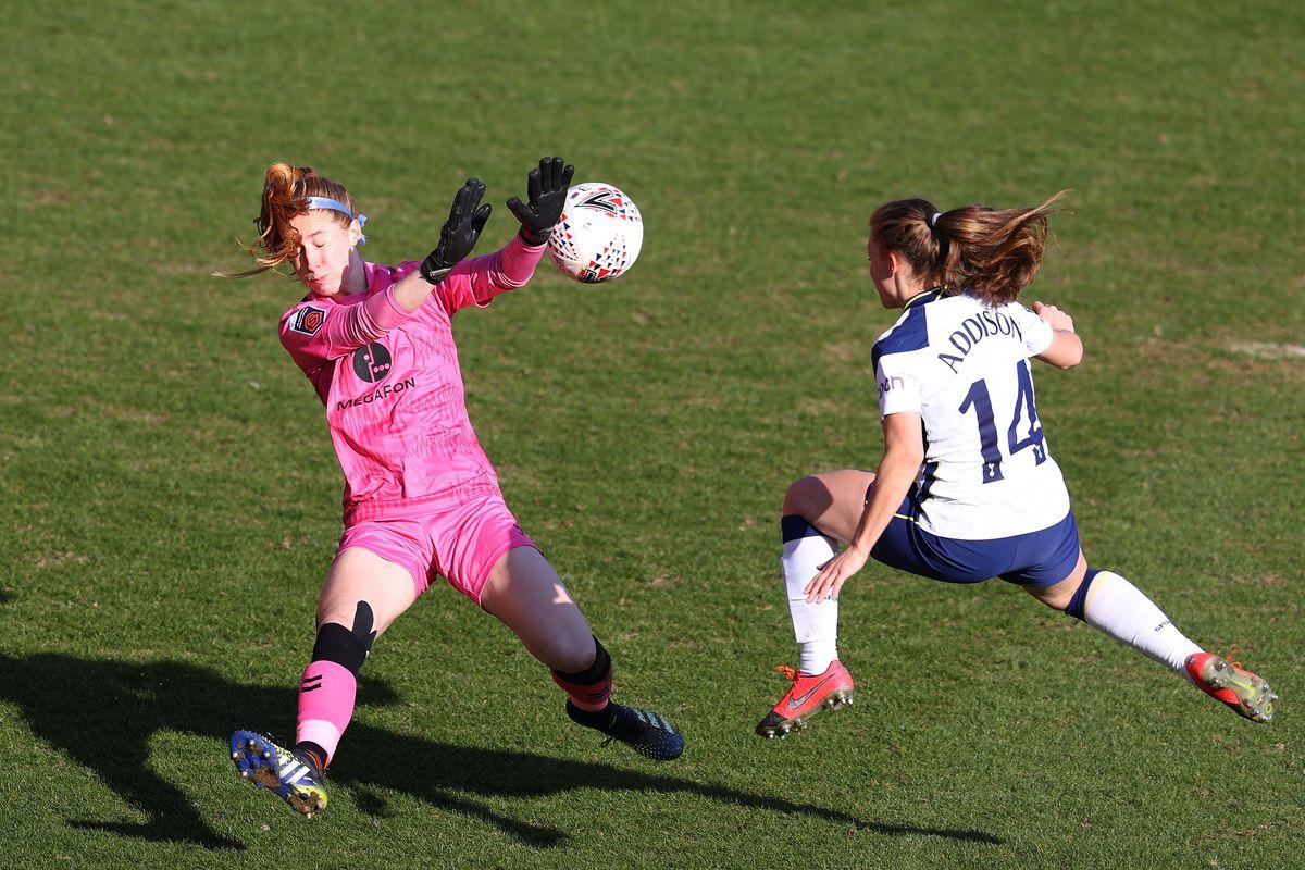 Tottenham Hotspur Women v Everton Women - Barclays FA Women's Super League