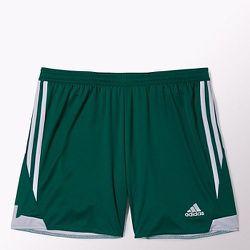 "<b>Adidas</b> Tiro 13 shorts in forest, <a href=""http://www.adidas.com/us/product/womens-soccer-tiro-13-shorts/TU856?cid=Z36025&breadcrumb=1z13071Z1z11zrfZsxZu3Z1z13y3r"">$25</a>"