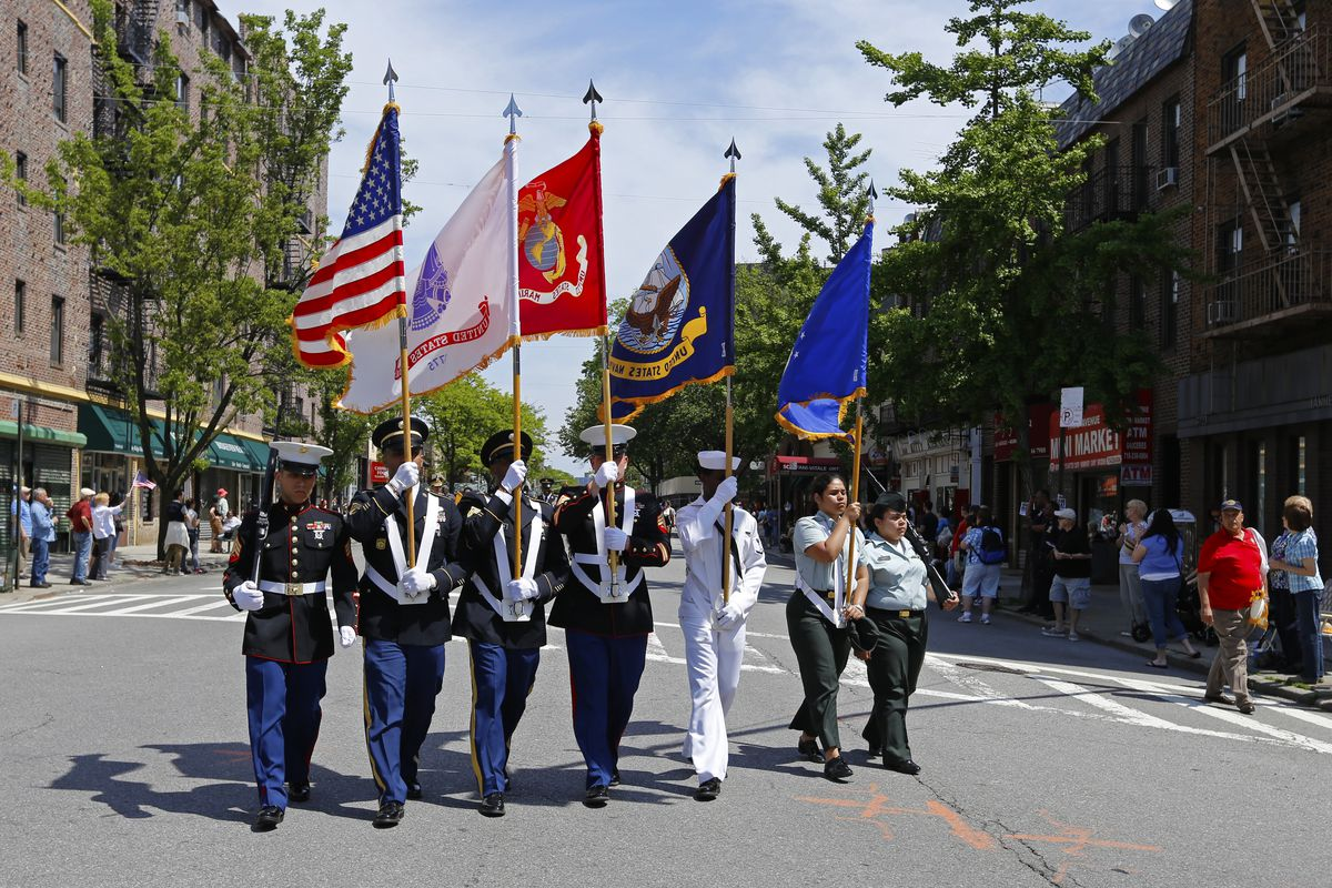 Memorial Day 2019 NYC parades: Routes, street closures, and