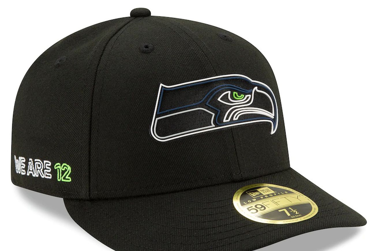 The Seahawks 2020 NFL Draft hats have officially dropped!