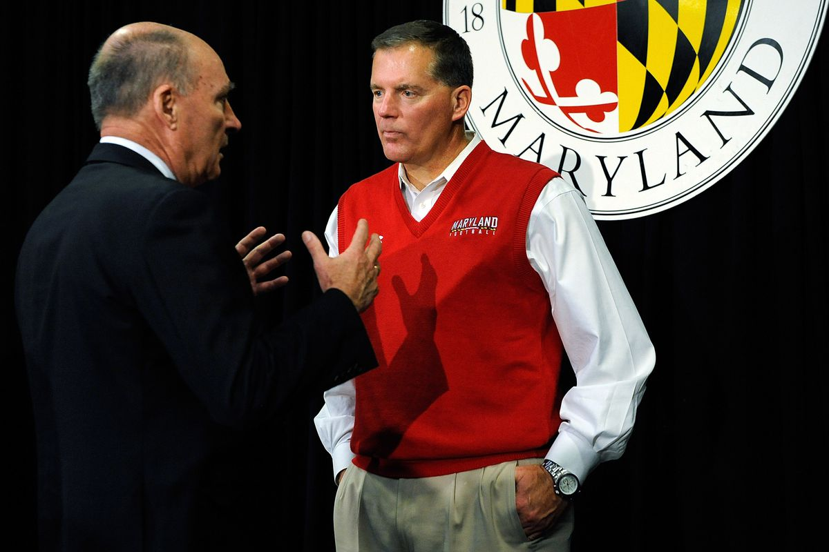 The addition of Maryland and Rutgers has spurred divisional realignment in the Big Ten.