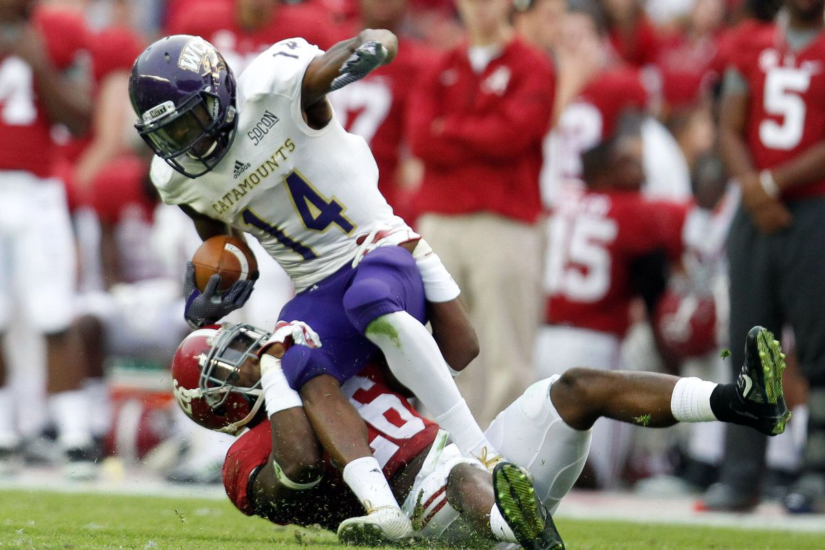 Colts Showing Interest In Western Carolina Wide Receiver