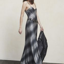Academy dress, $138 (also available in navy and gray)