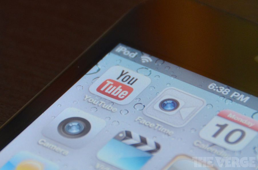 how to put video youtube to be available on phones