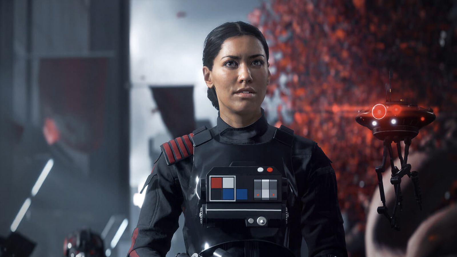 This is how you make Battlefront 2's Janina Gavankar cry