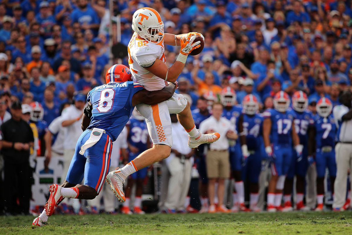 Tennessee vs. Florida 2017: Game time, TV channel, odds, preview ...
