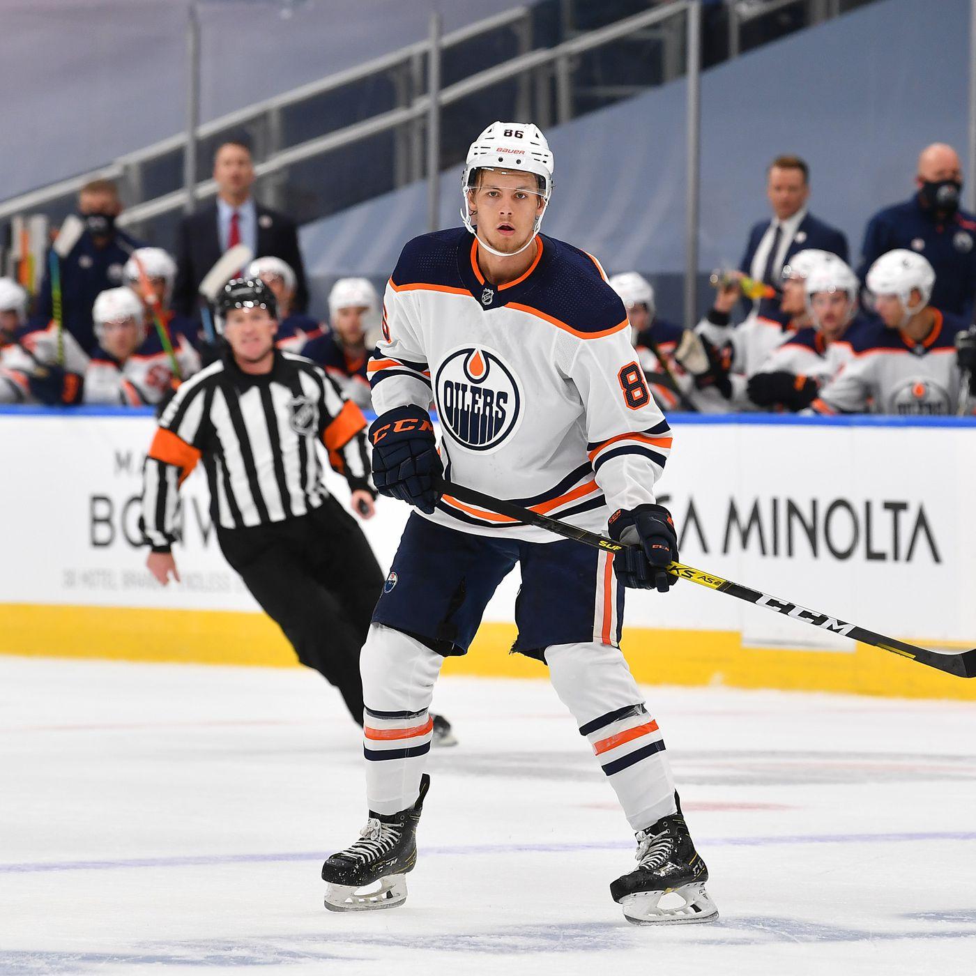 Oilers Loan Philip Broberg To Skelleftea Aik Shl The Copper Blue