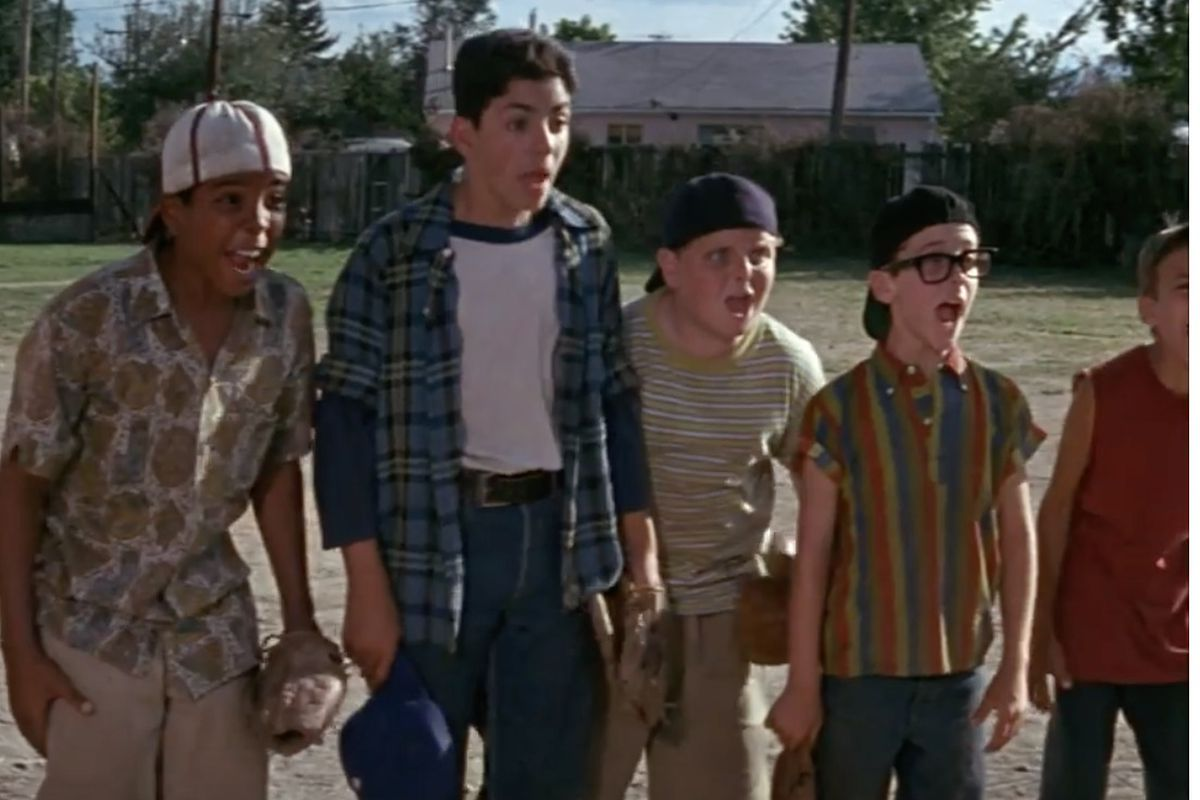 """Heroes get remembered, but legends never die, and it appears """"The Sandlot"""" is more of the latter after Disney announced they'll be creating a """"Sandlot"""" TV series on Disney Plus."""