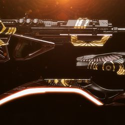 A pulse rifle, hand cannon, and sword come to Trials of Osiris