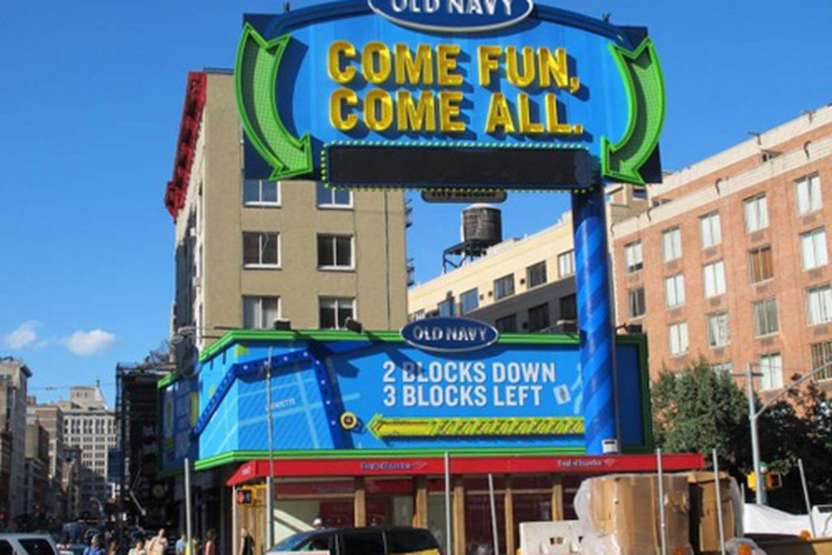 """Image via <a href=""""http://www.boweryboogie.com/2012/06/old-navy-ups-the-advertising-ante-above-east-houston/"""">Bowery Boogie</a>"""