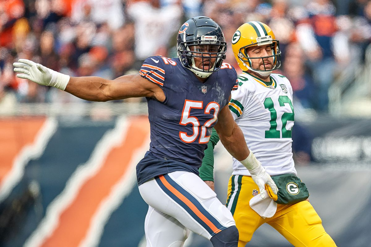 Packers Vs Bears 2019 Nfl Kickoff Open Thread Canal