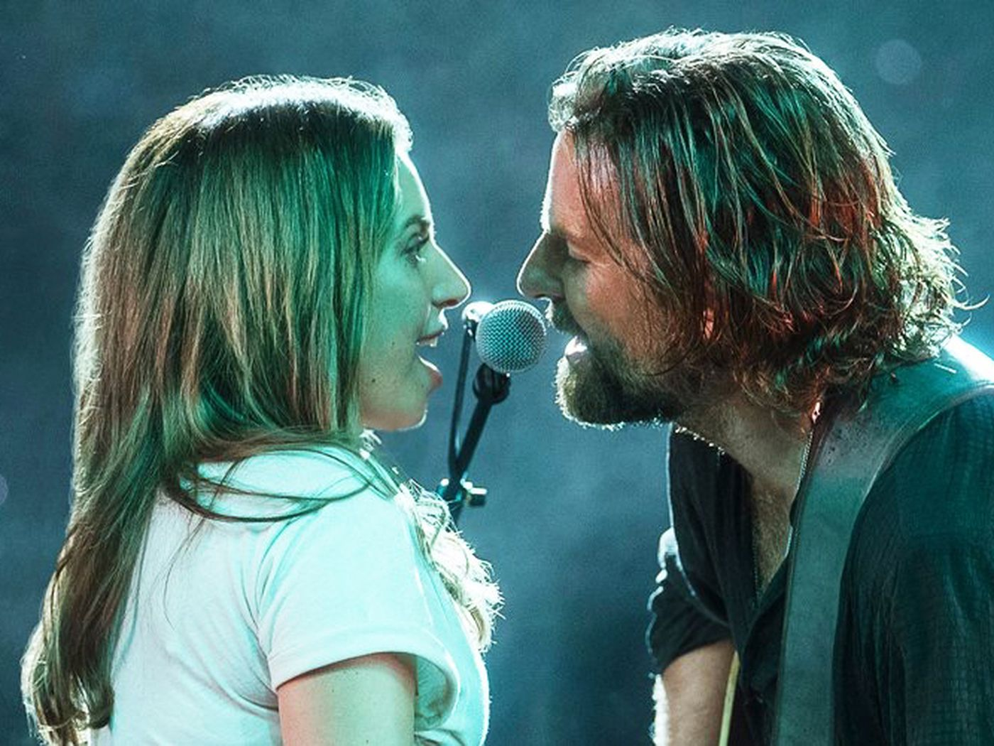 A Star Is Born Review Lady Gaga And Bradley Cooper Shine In The