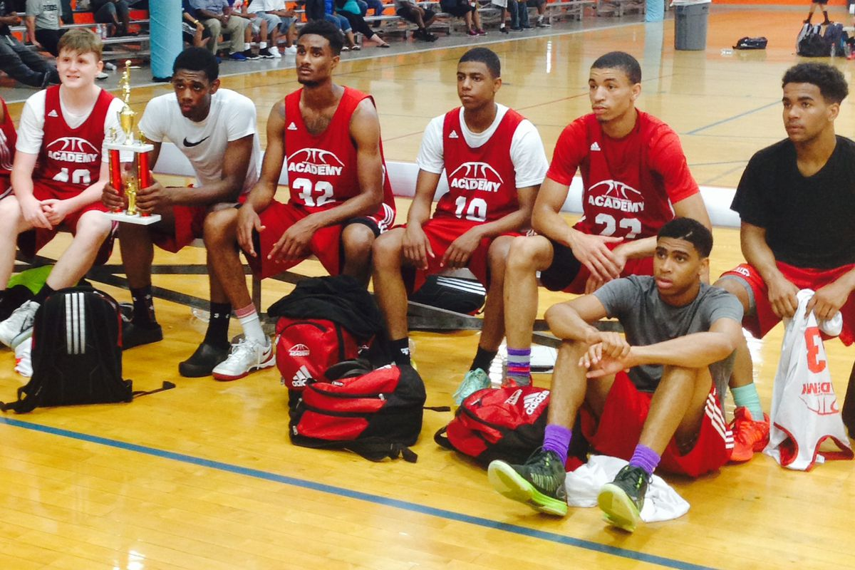 64e7a324d72 Adidas All In  Jarron Cumberland leads Sunday s top performers ...