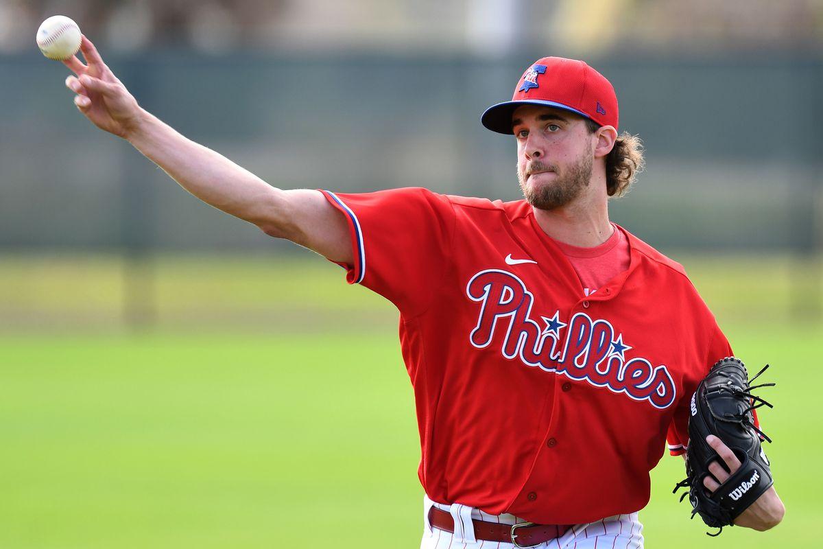 MLB: Philadelphia Phillies-Workouts