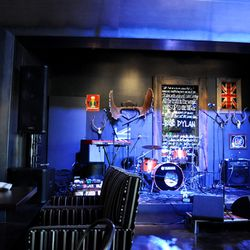 Another look at the stage at Culinary Dropout. Photo by Susan Stapleton