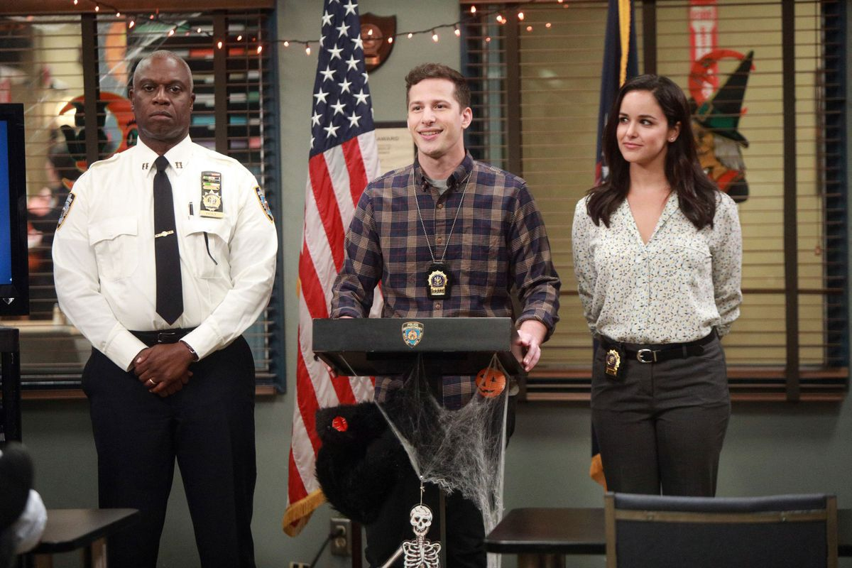 Brooklyn Nine-Nine's Halloween episodes are always great — but ...