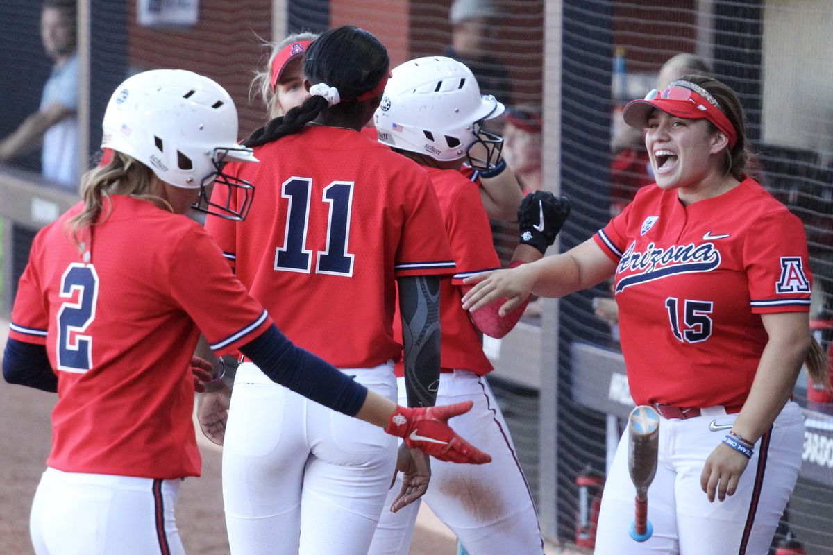 d98ad1ab61a What they're saying about Arizona softball returning to the Women's ...