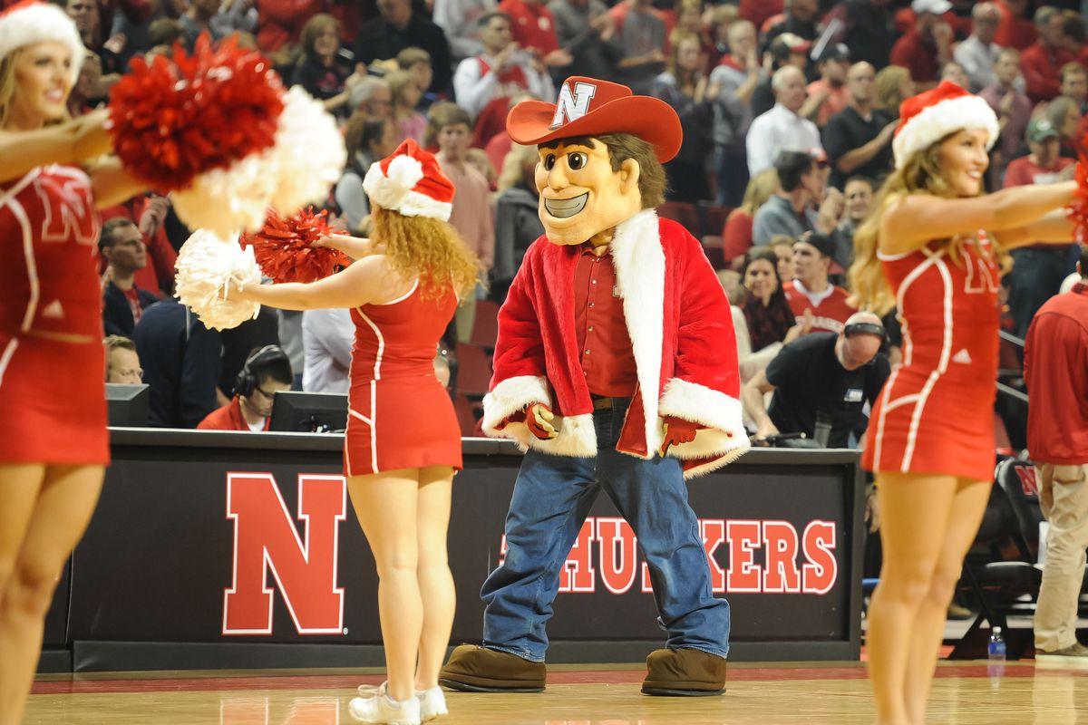 NCAA Basketball: Samford at Nebraska