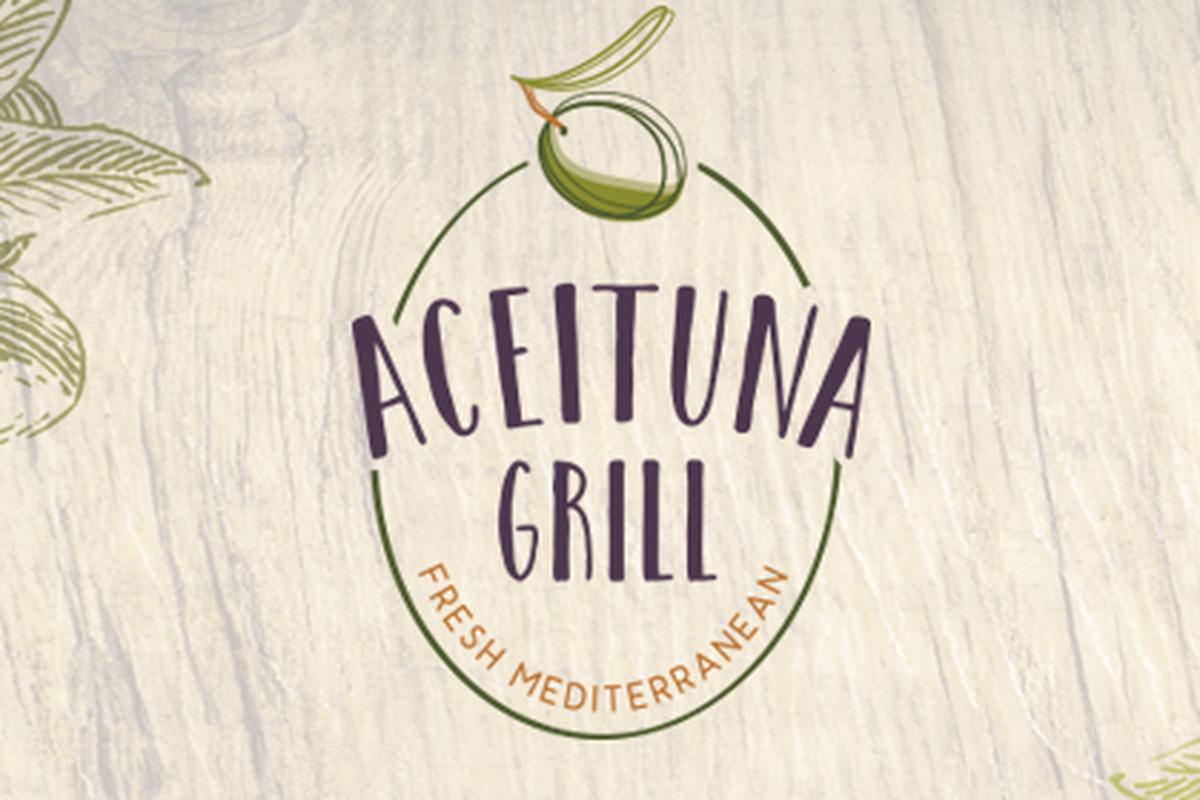 Aceituna Grill logo