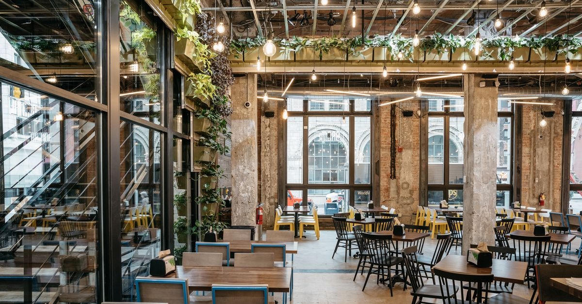 First Look Brome Modern Eatery And Balence Juice Bar Open