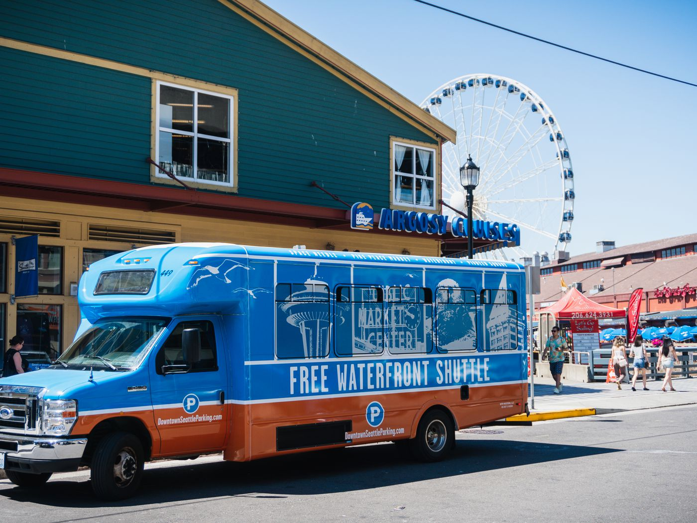 Free Waterfront Bus Service Will Run Through 2019 Curbed Seattle
