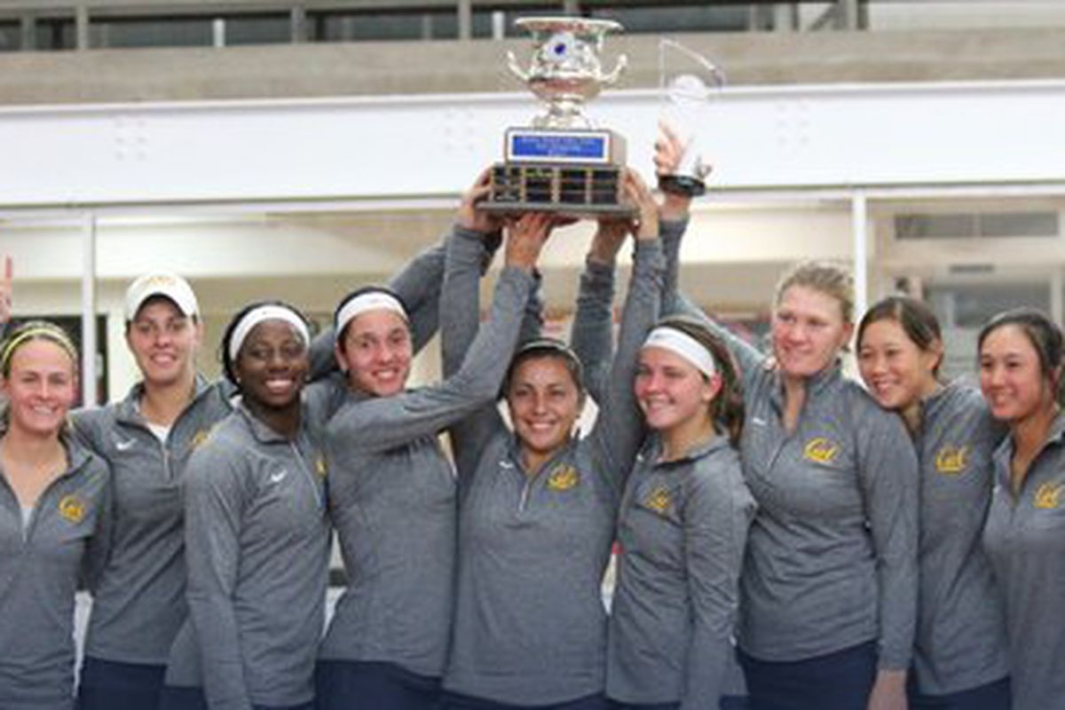 0dad5e9e47 For the 1st time in school history, Cal Women's Tennis has won a team  national championship. The NCAA later this year is of course the bigger  prize.