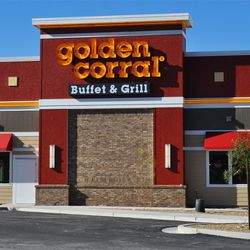 There are three standard Golden Corral building designs, ranging in size from 248 to 460 seats.