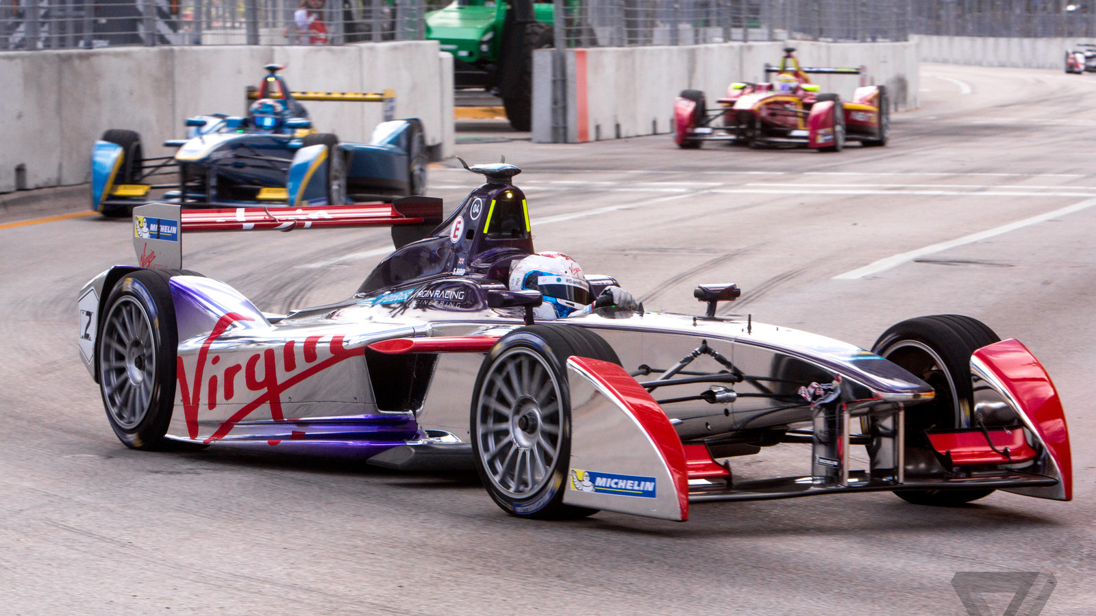 Electric Race Cars Miami