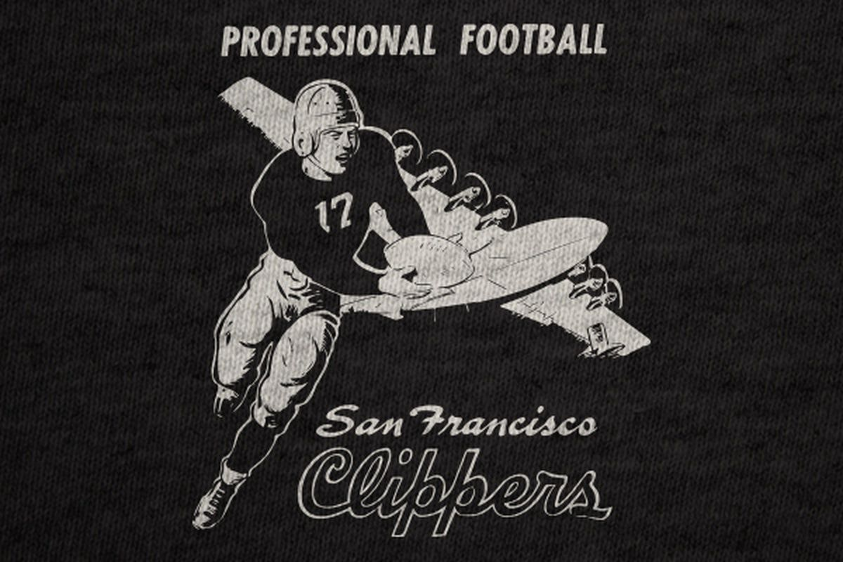 Before The 49ers San Francisco Packers And Clippers