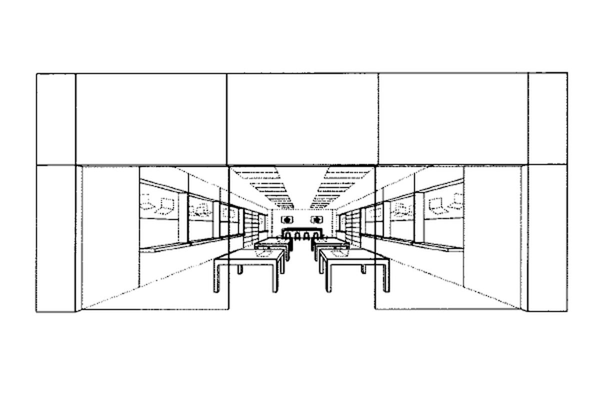 Apple Trademarks Its Retail Store Design The Verge