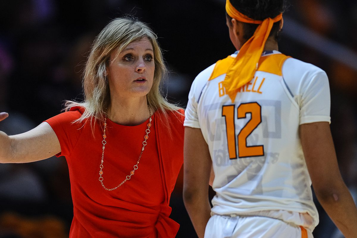 COLLEGE BASKETBALL: NOV 07 Women's - Central Arkansas at Tennessee