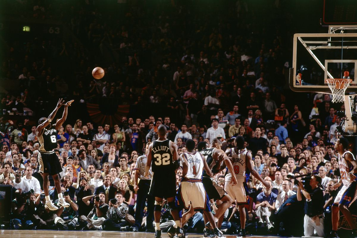 The Spurs greatest playoff plays: Sweet 16, Bracket 4